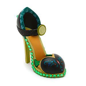 Chaussure décorative miniature Anna Disney Parks, La Reine des Neiges