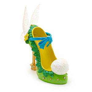 Disney Parks Tinker Bell Miniature Shoe Ornament - Ornament Gifts