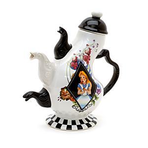 Alice in Wonderland Mad Hatter's Teapot, Disneyland Paris - Alice In Wonderland Gifts