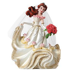 Disney Showcase Haute-Couture Bridal Belle Figurine - Figurine Gifts