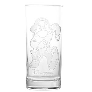 Arribas Glass Collection, Grumpy Long Glass - Grumpy Gifts