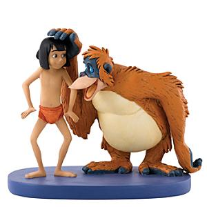 Enchanting Disney Collection Mowgli And Louie Figurine