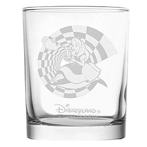 Alice in Wonderland Tumbler, Arribas Glass Collection - Alice In Wonderland Gifts