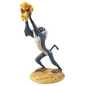 Enchanting Disney Collection Rafiki and Simba Figurine