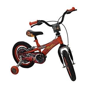 "Disney Pixar Cars 14"" Bike"