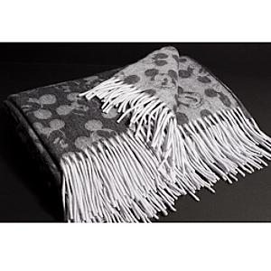 Mickey Mouse Lambswool Decorative Throw - Mothers Day Gifts