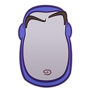 Buzz Lightyear Wall Mirror - Buzz Lightyear Gifts