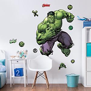 Hulk Large Wall Sticker - Hulk Gifts