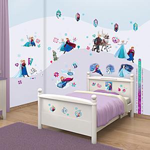 Frozen 88 Piece Room Decor Kit - Decor Gifts