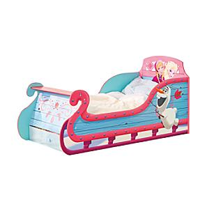 Frozen Sleigh Toddler Bed - Toddler Gifts