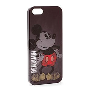 Mickey Mouse iPhone 5 Clip Case - Iphone 5 Gifts