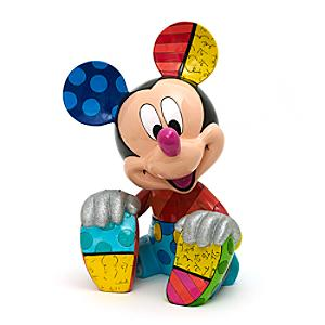 Britto Limited Edition Large Mickey Mouse Figurine - Figurine Gifts