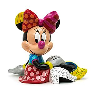 Britto Limited Edition Large Minnie Mouse Figurine - Figurine Gifts