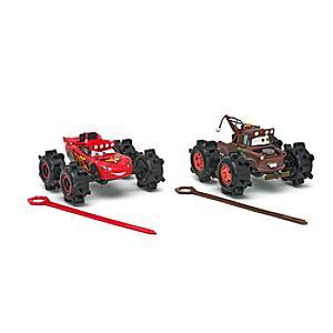 Disney Pixar Cars - Lightning McQueen und Hook Geländewagen