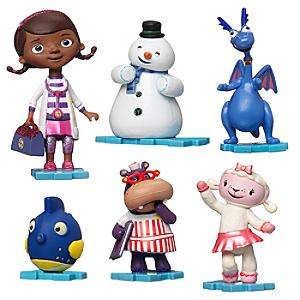 Doc McStuffins Figurine Set - Doc Mcstuffins Gifts