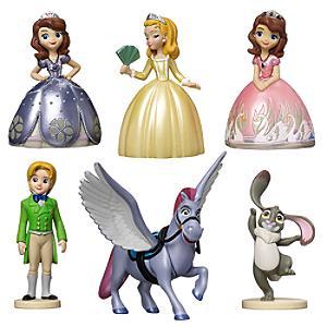 Sofia The First Figurine Set - Sofia The First Gifts