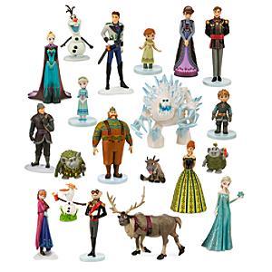 Frozen Mega Figurine Playset