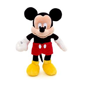 Mickey Mouse Small Soft Toy