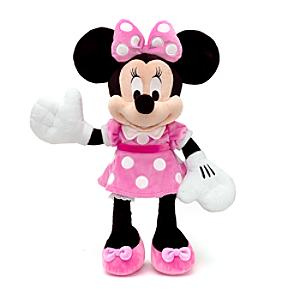 Minnie Mouse Medium Soft Toy