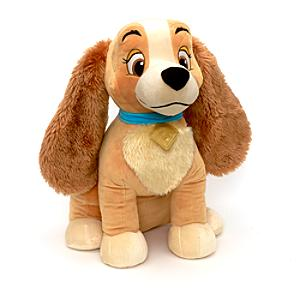 Lady Large Soft Toy - Soft Toy Gifts