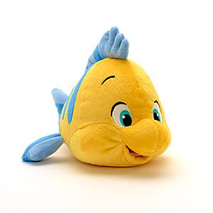 Flounder Small Soft Toy - Toy Gifts