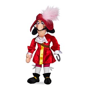 Captain Hook Soft Toy Doll - Toy Gifts