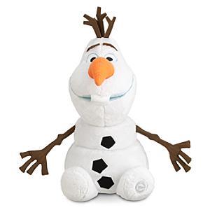 Peluche grande Olaf de Frozen