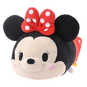 Minnie Mouse Tsum Tsum Medium Soft Toy