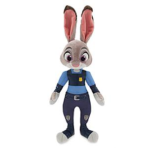 Zootropolis Officer Judy Hopps Soft Toy Doll - Soft Toy Gifts