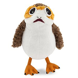Porgs Small Soft Toy, Star Wars: The Last Jedi - Toy Gifts