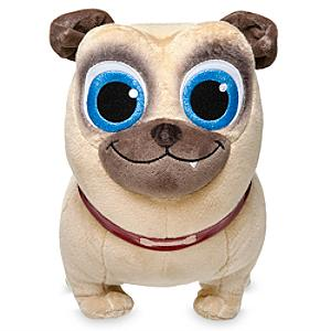 Rolly Soft Toy, Puppy Dog Pals - Soft Toy Gifts