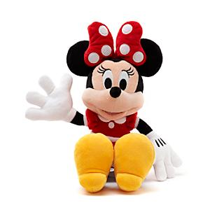 Minnie Mouse Small Red Soft Toy - Minnie Mouse Gifts