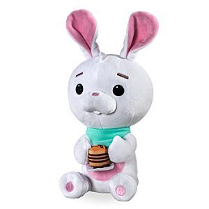 Disney Store - Ralph Reichts2 - Hase mit Pfannkuchen - Kuscheltier