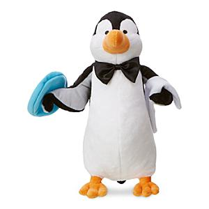 Disney Store Penguin Small Soft Toy, Mary Poppins