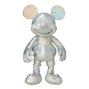 Disney Store Mickey Mouse Memories Soft Toy, 12 of 12