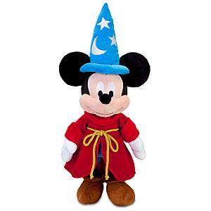 Sorcerer Mickey Medium Soft Toy
