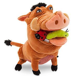 Disney Store Pumbaa Medium Soft Toy, The Lion King