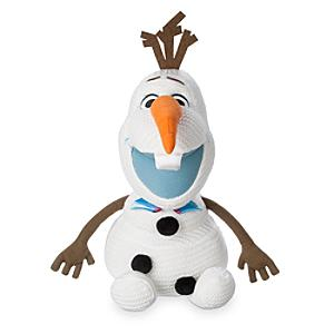 Olaf Medium Soft Toy, Olaf's Frozen Adventure - Soft Toy Gifts