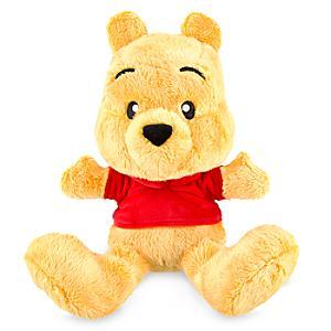 Winnie The Pooh Big Feet Medium Soft Toy - Winnie The Pooh Gifts