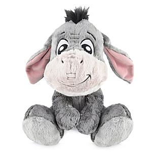 Eeyore Big Feet Medium Soft Toy - Eeyore Gifts