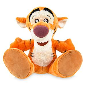 Tigger Big Feet Medium Soft Toy - Tigger Gifts