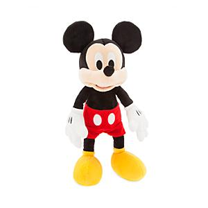 Disney Store Mickey Mouse Medium Soft Toy
