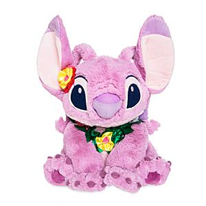 Angel Hawaiian Medium Soft Toy - Hawaiian Gifts