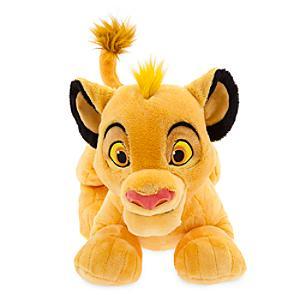 Disney Store Simba Medium Soft Toy