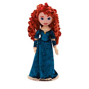 Merida Soft Toy Doll, Brave - Merida Gifts