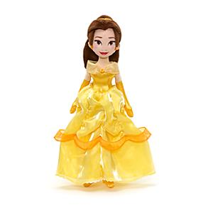 Belle Soft Toy Doll, Beauty And The Beast - Soft Toy Gifts