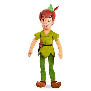 Peter Pan Soft Toy Doll - Peter Pan Gifts