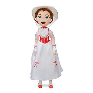 Disney Store Mary Poppins Soft Toy Doll