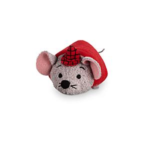 Roquefort Tsum Tsum Mini Soft Toy, The Aristocats - Soft Toy Gifts