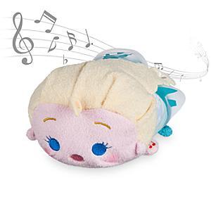 Die Eiskönigin – Völlig unverfroren – Elsa Disney Tsum Tsum Kuschelpuppe mit Musik